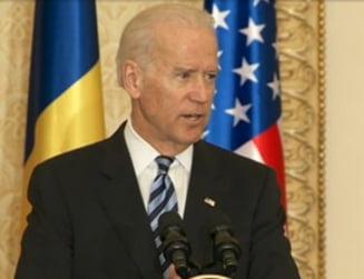 Joe Biden, in Romania: Cele mai importante momente si declaratii