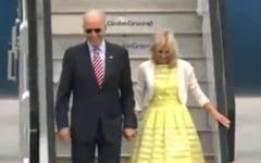 Joe Biden, la Bucuresti: E o obligatie sacra sa fim alaturi de voi si de NATO. Bazati-va pe noi