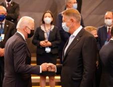 Joe Biden, vizita in Romania. Anuntul facut de presedintele Klaus Iohannis dupa summitul NATO