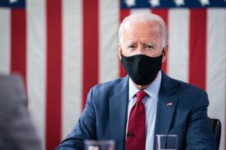 Joe Biden a anuntat ca a fost testat negativ pentru COVID-19