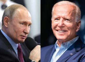 """Joe Biden acuză fățiș Rusia: """"Dacă ne aflăm într-un adevărat război armat cu o altă mare putere, aceasta va fi din cauza unui atac cibernetic"""""""