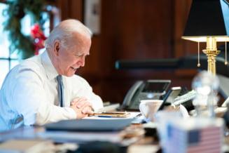 Joe Biden i-a propus lui Vladimir Putin sa se intalneasca 'intr-o tara terta' in 'urmatoarele luni'