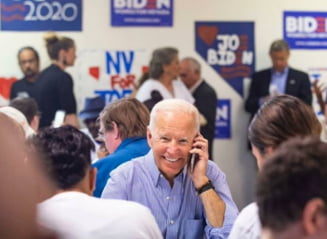 Joe Biden l-a sunat in premiera pe presedintele Palestinei. Despre ce au discutat cei doi lideri