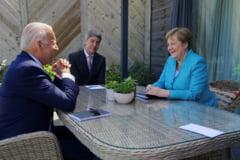 Joe Biden o va primi la Casa Alba pe Angela Merkel, aflata in ultimul turneu international in calitate de Cancelar al Germaniei