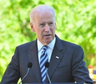 Joe Biden prezinta concluziile vizitei la Bucuresti: Coruptia este un cancer. Magistrati, fiti curajosi!