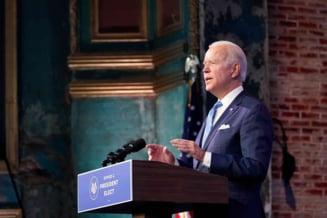 Joe Biden promite o serie de decrete inca din prima zi ca presedinte. Care sunt prioritatile presedintelui ales al SUA