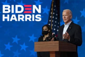 """Joe Biden si Kamala Harris, desemnati """"personalitatea anului 2020"""" de revista Time"""