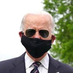 "Joe Biden spune ca Trump e un ""cretin perfect"" pentru ca si-a batut joc de masca sa"