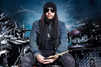 Joey Jordison, baterist şi membru fondator al trupei Slipknot, a murit la vârsta de 46 de ani