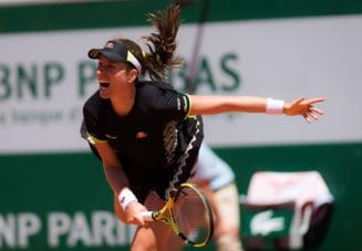 Johanna Konta, eliminata vineri in semifinale la Roland Garros, ii critica dur pe organizatori