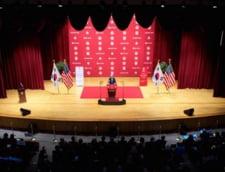 John Kerry, despre Alianta SUA-Coreea de Sud si propunerea pentru Coreea de Nord