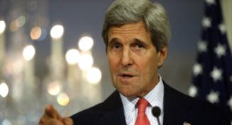John Kerry, intr-un moment de sinceritate: Operatiunea din Gaza e precisa pe naiba!