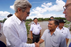 John Kerry a vizitat locul in care a ucis un om in timpul Razboiului din Vietnam: E o senzatie ciudata (Foto)