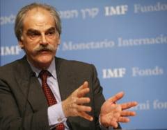 John Lipsky: Romania trebuie sa faca eforturi pentru un deficit de 3 la suta