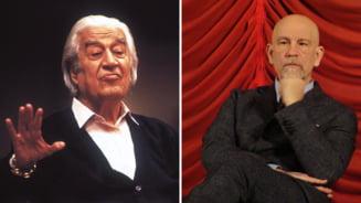 "John Malkovich va juca rolul marelui dirijor Sergiu Celibidache in filmul ""Cravata galbena"""