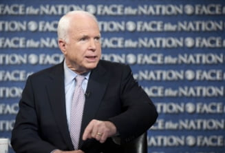 John McCain: Un vot al Congresului american impotriva unei interventii in Siria ar fi catastrofal (Video)