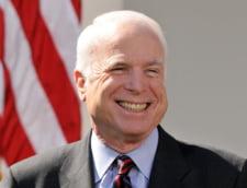 John McCain, senator republican SUA