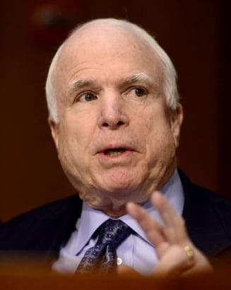 John McCain avertizeaza: Contingentul rus din Transnistria ar putea ataca orasul ucrainean Odesa