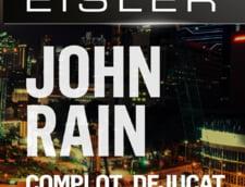 John Rain Complot dejucat la Rotterdam