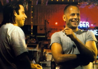 "John Travolta si Bruce Willis vor juca din nou impreuna, la 27 de ani de la ""Pulp Fiction"""