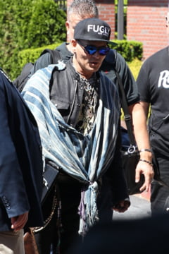 Johnny Depp si-a dat in judecata fosta sotie si ii cere 50 de milioane de dolari