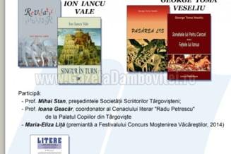 "Joi, la Biblioteca Judeteana se organizeaza ""Lecturi Publice"""