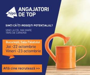 Joi si vineri are loc cel mai mare targ de cariera - Angajatori de TOP Bucuresti