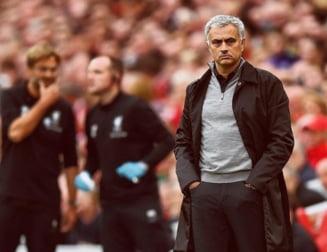 Jose Mourinho, demis de la Manchester United - oficial