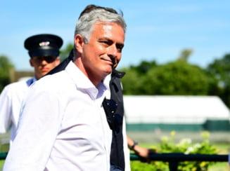 Jose Mourinho, in negocieri cu o echipa de top