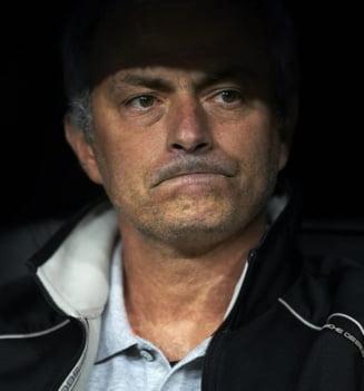 Jose Mourinho a disparut