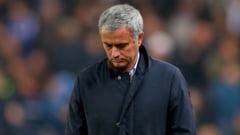 Jose Mourinho ajunge la a treia infrangere la rand pe banca lui Manchester United