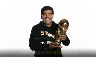 Jose Mourinho despre Maradona: La marile esecuri mereu ma suna, dar la victorii niciodata