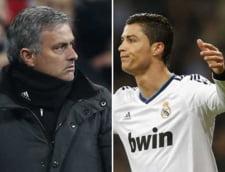 "Jose Mourinho si Cristiano Ronaldo au ajuns la ""cutite"""