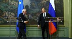 Josep Borrell recomanda sanctionarea Kremlinului in urma afrontului pe care l-a suferit la Moscova