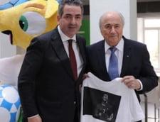 Joseph Blatter, pas important spre impacarea cu Cristiano Ronaldo