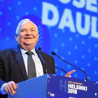 Joseph Daul, presedintele PPE, critica modificarea Codurilor Penale: Un sistem independent de justitie nu e facut pentru ca doar unii sa beneficieze