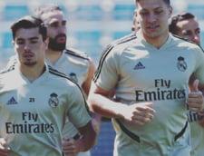 Jovic de la Real Madrid, in izolare dupa ce a intrat in contact cu un prieten pozitiv cu Covid-19