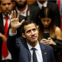 Juan Guaido multumeste Romaniei, dupa ce Iohannis l-a recunoscut ca presedinte al Venezuelei