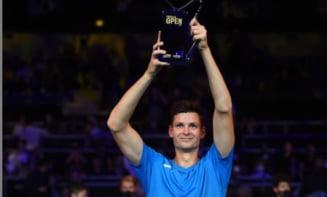 Jucătorul momentului în circuitul ATP. A câștigat două trofee într-o săptămână și e la un pas de Top 10 mondial