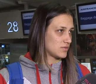 Jucatoarea care o va inlocui pe Cristina Neagu a plecat spre Paris