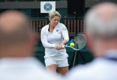 Jucatoarea de tenis Kim Clijsters a primit un wild card pentru US Open