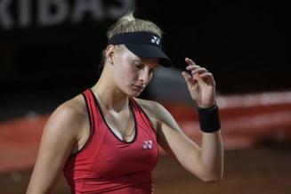 Jucatoarea de tenis suspendata pentru dopaj a fost gasita nevinovata