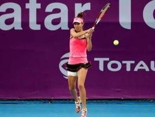 Jucatoarea din Romania care a uimit lumea tenisului foloseste rachete second hand