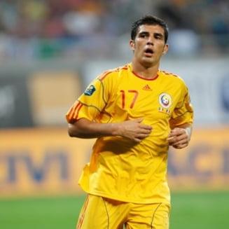Jucator din nationala Romaniei, scos din lot inaintea meciului decisiv cu Grecia
