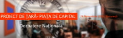 Jucatorii din piata de capital vin cu strategii pentru proiectul de tara initiat de Iohannis