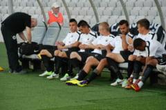 Jucatorii echipei Universitatea Cluj vor participa la inmormanarea lui Mircea Nesu