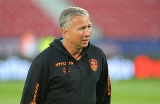 Jucatorul care trebuie sa fie mereu titular la nationala Romaniei, in opinia lui Dan Petrescu