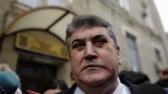 Judecat pentru moartea politistului Bogdan Gigina, Gabriel Oprea candideaza independent la Camera Deputatilor in Bucuresti