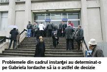 Judecatoarea Iordache a demisionat!