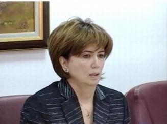 Judecatoarea care l-a arestat pe Costiniu, sef al Sectiei penale a ICCJ